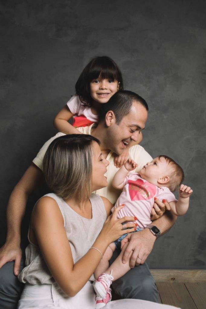 foto de família estudio ale borges